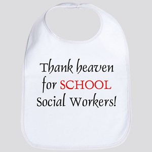 Thank Heaven School SW BRT Bib