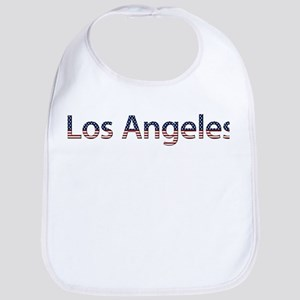 Los Angeles Stars and Stripes Bib