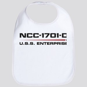 USS Enterprise-D Dark Bib