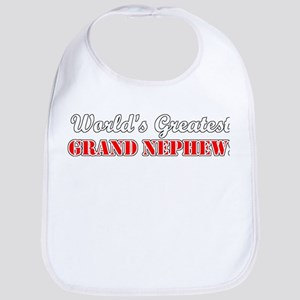 World's Greatest Grand Nephew Bib