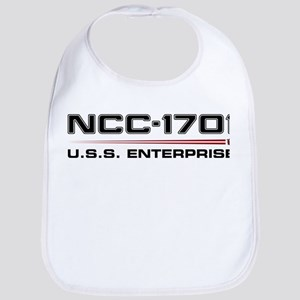USS Enterprise Refit Dark Bib