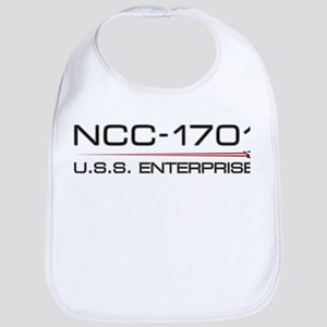 USS Enterprise 2009 Dark Bib