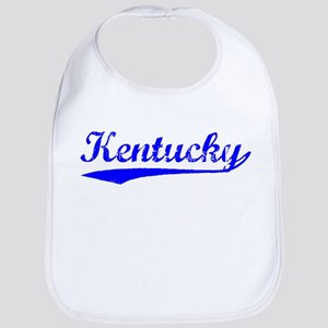 Vintage Kentucky (Blue) Bib