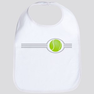 Three Stripes Tennis Ball Bib