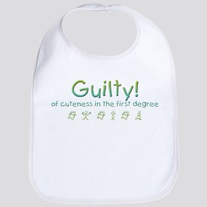 Guilty! Bib