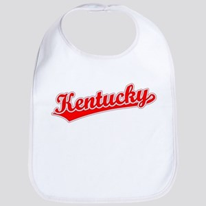 Retro Kentucky (Red) Bib