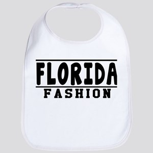 Florida Fashion Designs Bib