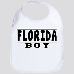 Florida Boy Designs Bib