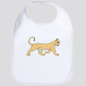 The Lion King lioness Bib
