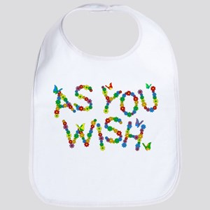 As You Wish Bib