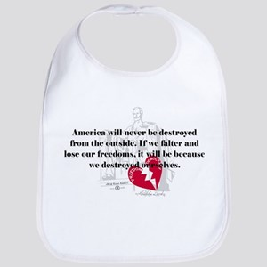 Abraham Lincoln Quote Bib