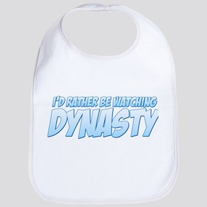 I'd Rather Be Watching Dynasty Bib