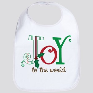 Joy To The World Bib