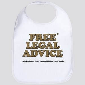 Free Legal Advice (2) Bib