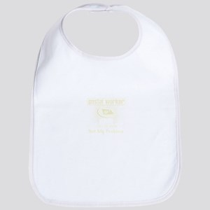 Retired Postal Worker Baby Bib