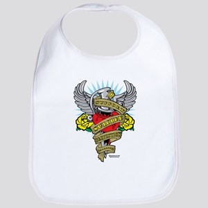 Suicide Prevention Dagger Bib