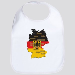 Germany Map Bib