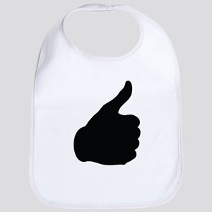 Thumbs Up Bib