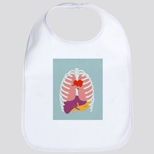 Hugs Keep Us Alive Bib