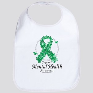 Mental Health Ribbon of Butte Bib