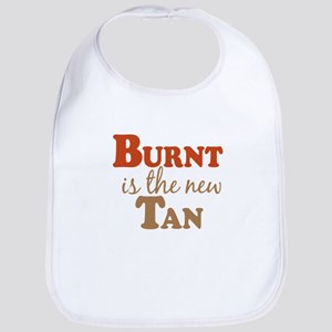 Burnt is the new Tan Bib