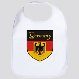 Germany Flag Crest Shield Bib
