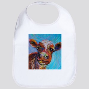 Bessie the Cow Bib