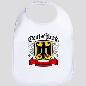 Deutschland Coat of Arms Bib