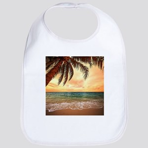 Ocean Sunset Bib