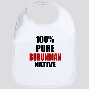 100 % Pure Burundian Native Bib