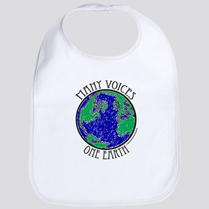 One Earth #2 Bib