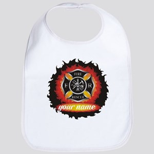 Personalized Fire and Rescue Bib