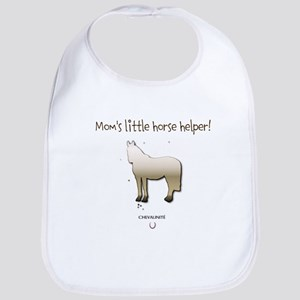 Horse Design by Chevalinite Bib
