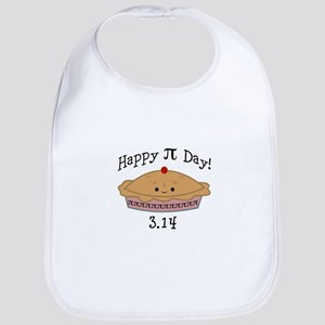 Sweet Happy Pi Day! Bib