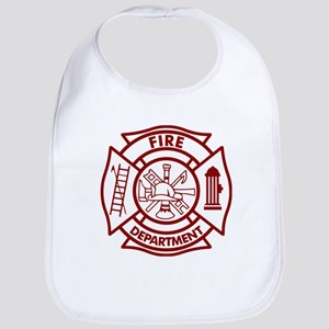 Firefighter Maltese Cross Bib