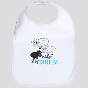Be Different Bib
