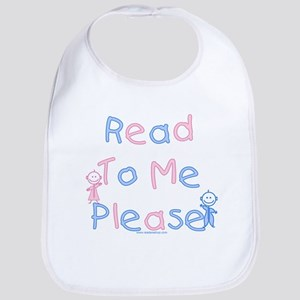 Read to Me Babies Bib