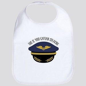 Your Captain Bib