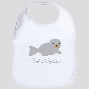 Seal Of Approval Bib