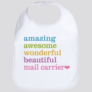 Amazing Mail Carrier Bib