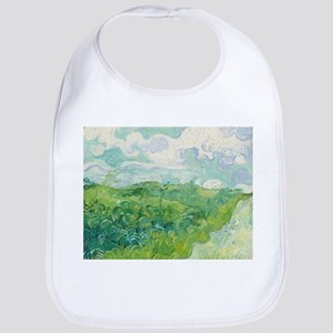 01340a0e062e6 Oil Painting Baby Bibs - CafePress