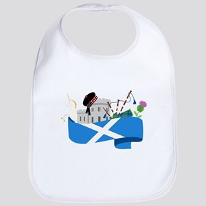 Scottish Bib