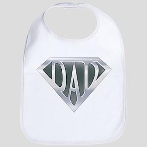 5b558fde Maternity Tank Tops. Filter. Baby Bibs. Super Dad Bib