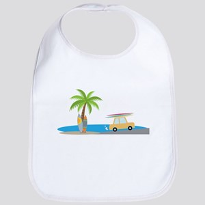 Surfer Beach Bib