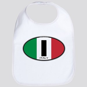 Italy Oval Colors Bib
