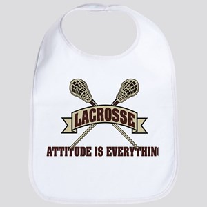 Lacrosse Attitude Is Everything Bib