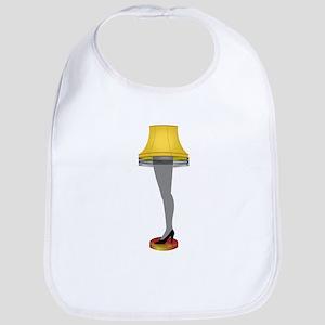 leg lamp Bib