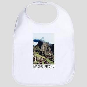 Machu Picchu Bib