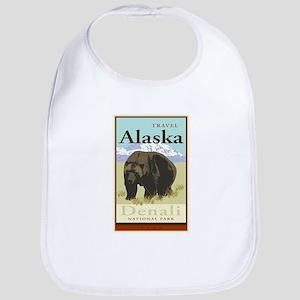 Travel Alaska Bib