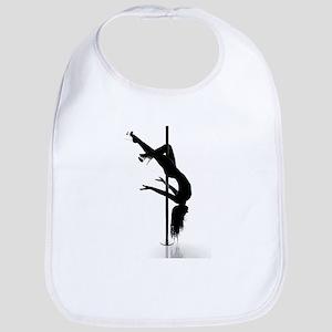 pole dancer 3 Bib